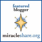 Miracle Share - Featured Blogger
