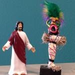 Jesus vs voodoo ego