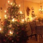 Christmas tree, too