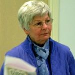 Rosemarie teaching